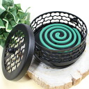 Put the mosquito spear Bali iron-made mosquito coil holder iron incense holder with mosquito fs3gm