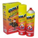 Home spray type simple fire extinguisher cold fire (two sets) fs3gm