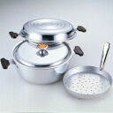 A long-time popular pan! NEW Yoshioka pan .12 of the thawing function nothing water cooking belonging to