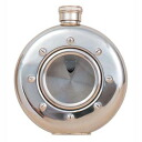 Pull taps hip flask Nautilus