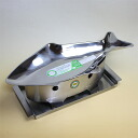 Product made in モーペッサ (pan of the form of the fish) stainless steel