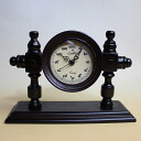 Camelot (Camelot) Thailand letter table clock (with a pedestal)