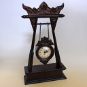 Camelot (Camelot) Thailand letter table clock (サオチンチャー)