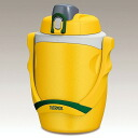 Thermos vacuum insulated sport jug 1.9 L yellow ( FPG-1901/Y ) sports bottle / flask / thermos and insulated / straight / drink