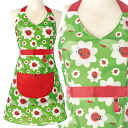 Bigger apron Lady bagoshare cute childminder cute fashionable ladies ' aprons mother's day birthday Valentine's day