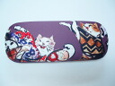 マンハッタナーズ Manhattaner's cat pattern glasses case 11