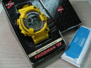 G-shock DW-8250YU-9T ( Frogman 99 yellow unread items )