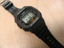 G-shock DW-5600C-1 (speed models)