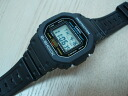 G-shock DW-5600C-1 V (speed models)