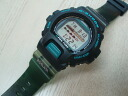 G-shock DW-6620-3 (Scorpion green)