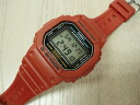 G-shock DW-5600ED-4 (reprint speed model limited edition color)
