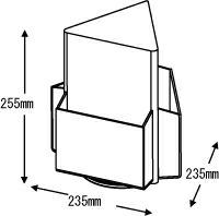カタログケース、回転式、CW-98403