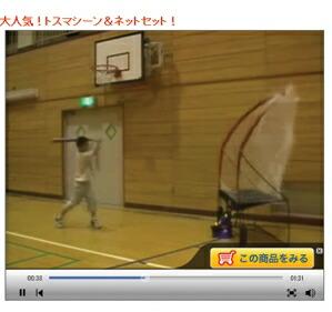 SAKURAI SPORTS pro mark PROMARK baseball training item batting net defense net batting machine toss machine ball