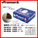 프로 마크 PROMARK 연습 소프트볼 3 호 공 6 공 법 P25Apr15