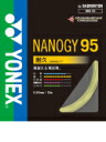 Badminton YONEX (Yonex) and strings by ナノジー 95 NANOGY95 NBG95