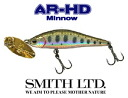 Smith (SMITH) AR-HD Minnow 58S
