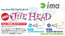 Amus design AIMA (ima) Jive head 9 g