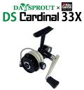 ディスプラウト × Abu Garcia Cardinal 33X + カハラジャパン フィッシー business, Cardinal, 3 spare spool set