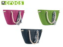 Crocs ( crocs ) ( beach tote ) thong tote bag