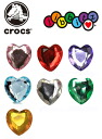Clocks (crocs) diBits Gems Heart heart