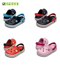 3 clocks (crocs) clock band Mickey clog kids