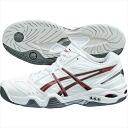 Asics ASICs fair a 2014 model (ASICs) 'top seed I-dual (aidual) TLL685-0126 compliance for hard court tennis shoes