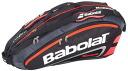 "Babolat (babolat) ""baborafea"", ""new design"" ""model 2014"" ' TEAM LINE RACKET HOLDER x 6 (6 pieces) Racquet bag BB751055 ""tennis bag""for"""