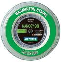 Yonex fair ' 2013 new products ' YONEX (Yonex) see NANOGY99 (nano Ze 99) 100 m rolls NBG99-1 ' Badminton string