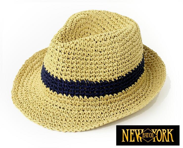 Free Crochet Patterns For Fedora Hat : ???????????NEWYORKHAT ????????? Crochet Fedora ??????? ...