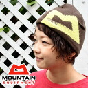 MOUNTAIN EQUIPMENT(마운틴 Equiment) W's BRANDED KNITTED BEANIE womens・브랑 데드・닛티드・비니#412007스노보비니