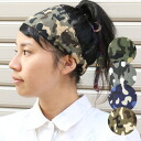 2014 light gauze camouflage over lock turban headband / Lady's hat camouflage camouflage OUTDOOR new work spring and summer
