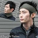 !! 2012 turban 2way rib turban knit 201201 men's lady's (12SS) spring new works