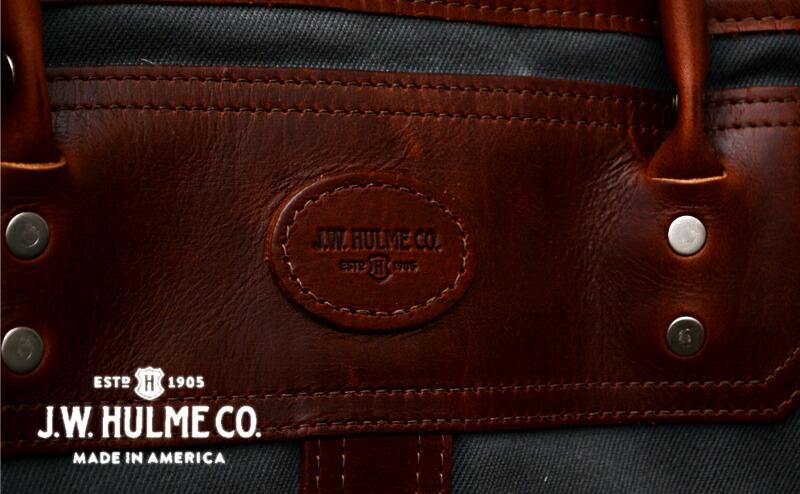 J.W.HULME / アメリカ製 名門鞄ファクトリー