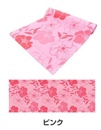 wailana6mmヨガマットスプリングタイム-Springtime ピンク