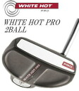 2 Odyssey white hot pro ball putter [ODYSSEY WHITE HOT PRO 2BALL] fs3gm