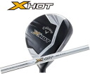 Calloway X hot fairway Wood X HOT shaft [Callaway] fs3gm