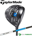 Tailor maid SLDR430 tour pre-fado driver TM1-114 shaft [Taylormade slider TOUR PREFERRED]
