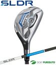 TaylorMade SLDR Slider Rescue (Utility) TM5-114 Graphite Shaft [Japan Official Model]