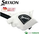 (left hand wearing use) GGG-S012 ★ tour pro use model ★[ DUNLOP SRIXON] for ダンロップスリクソンゴルフグローブ one hand