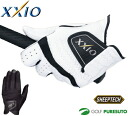 Dunlop xxio golf glove for one hand (left hand fitted for) GGG-X006 [DUNLOP XXIO] _F24