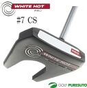 Odyssey white hot pro #7 CS putter Japan specifications [ODYSSEY WHITE HOT PRO white hot pro]