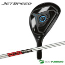 90 tailor maid jetspeed rescue (utility) KBS C-Taper steel shaft Japan specifications [Taylormade JETSPEED]