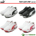 186783 puma golf shoes men TUX LUX XW immediate delivery! [PUMA GOLF tax Lux] fs04gm