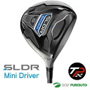 Tailor maid SLDR Mini TP driver Fujikura Motore Speeder TS7.3 carbon shaft [US specifications]