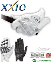 Dunlop xxio Golf Gloves for hand (left hand fitted for) GGG-X008 [DUNLOP XXIO]