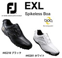 FootJoy spikeless golf shoes EXL Boa 452 ** [FOOTJOY EXL spikeless boa]