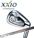 XXIO Forged Iron Single (#3,#4,AW,SW) XXIO MX4000 Graphite Shaft [DUNLOP, Japanese Golf Club]
