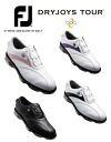 Footjoy Golf Shoes Dryjoys Tour Boa 537** [Japanese Official Products]