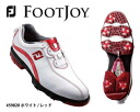 FOOTJOY Golf Shoes Gf3 Boa [Japanese Golf Shoes][fs2gm]