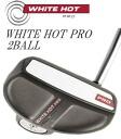 ODYSSEY White Hot Pro 2 Ball Putter [Japanese Golf Club]